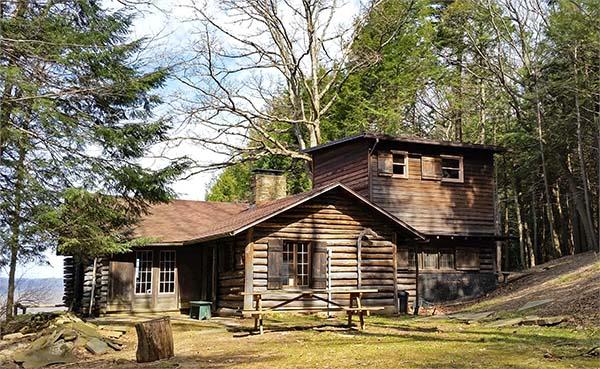 Cabin, Spring 2015